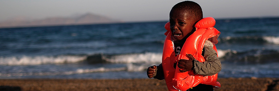 Save the Children launches search-and-rescue ship in the Mediterranean