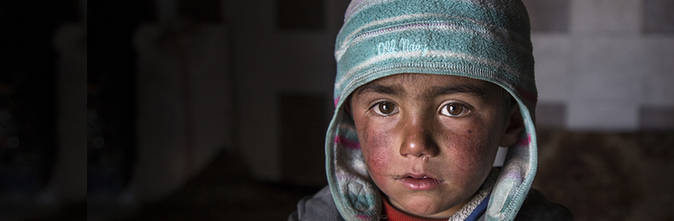 Syrian children face growing mental health crisis
