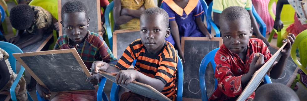 Refugee education crisis looming in Uganda