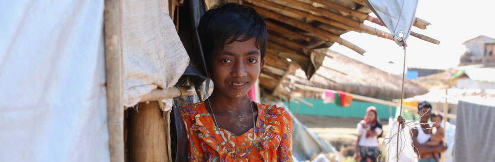 Six months on: New report reveals extent of fear and distress experienced by Rohingya children who fled to Bangladesh