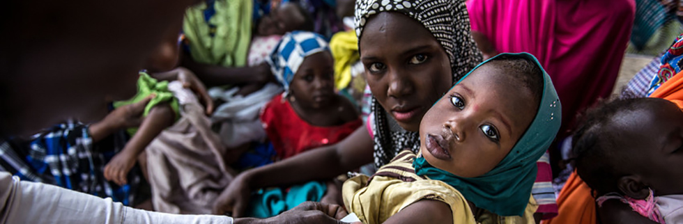 Nigeria famine: Urgent action needed now to save lives