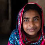 Meet the children – Asma in Bangladesh