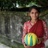 Meet the children – Sheuli in Bangladesh