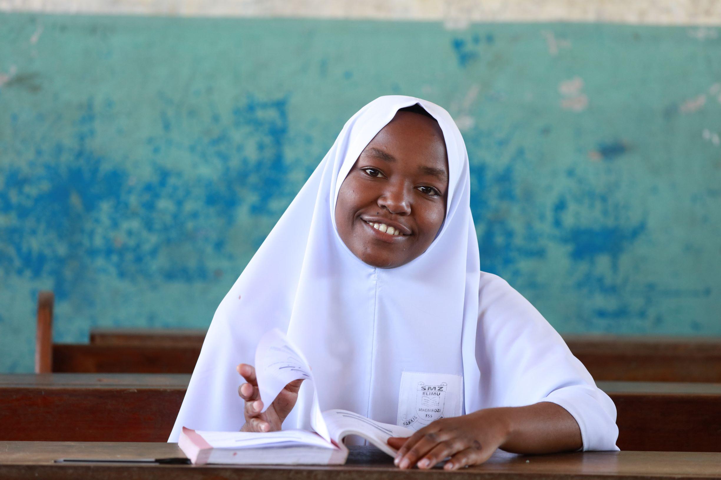 Child campaigner in Tanzania, Asia, aged 17