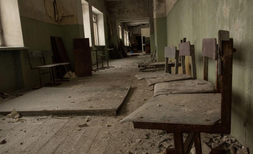 Ukraine - The War on Children