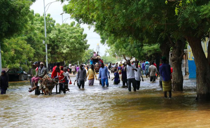 Extreme flooding batters Somalia forcing at least 100,000 children ...