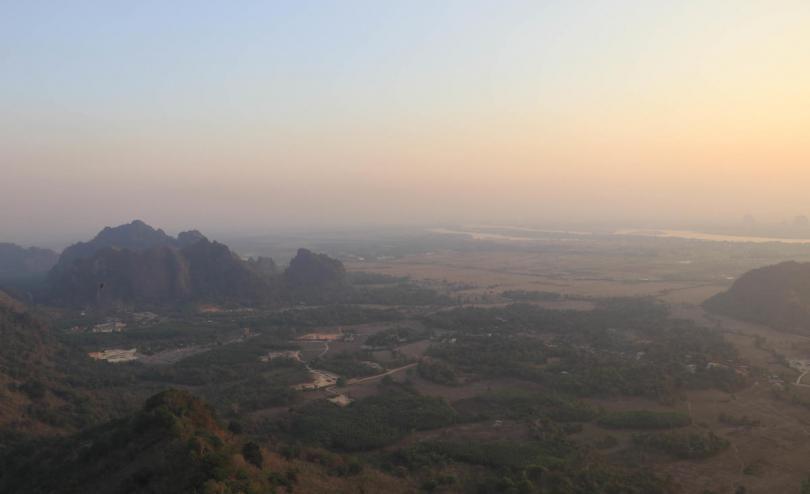 Community scene Myanmar