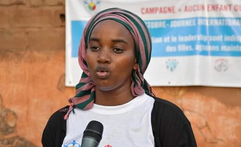 Aissata Bocoum, 24, Girl Champion, Mali