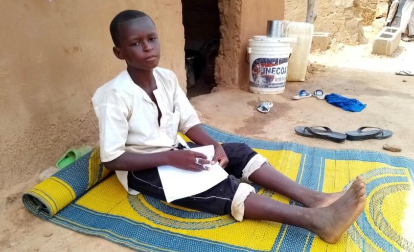Buba*, 12, Yobe, Nigeria