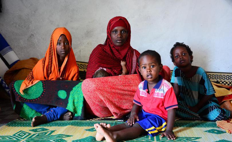Ubah*, 33, Puntland, Somalia