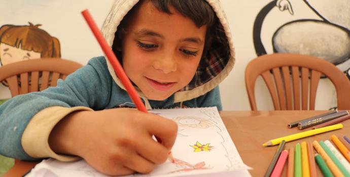 Draw your future   Save the Children International