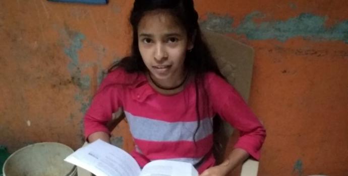 Nisha's story: Holding on to hope