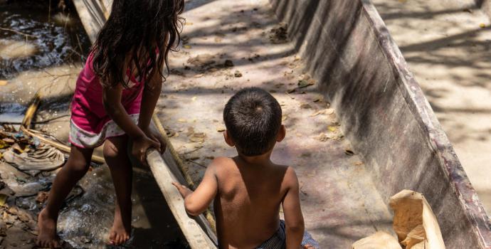 Spike in violence against Venezuelan children as COVID-19 deepens crisis