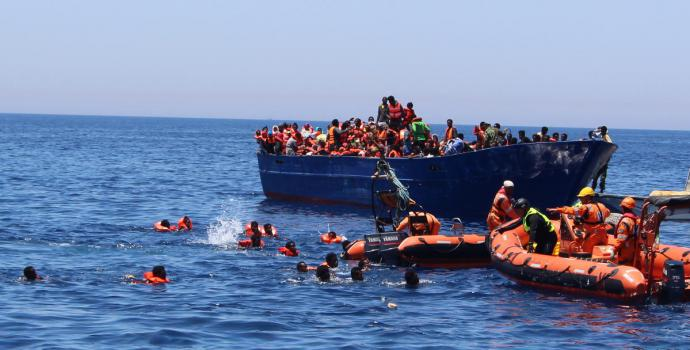 Over 200,000 lone child migrants left to uncertain fates in Europe