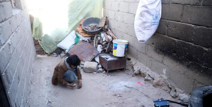 Today the world abandoned Yemenis in their darkest hour