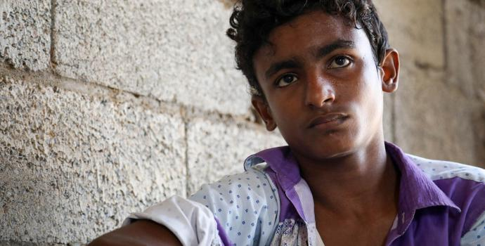 OVER FIVE MILLION YEMENIS AT RISK OF LOSING ACCESS TO FOOD AND CLEAN WATER AS CORONAVIRUS SPREADS IN YEMEN
