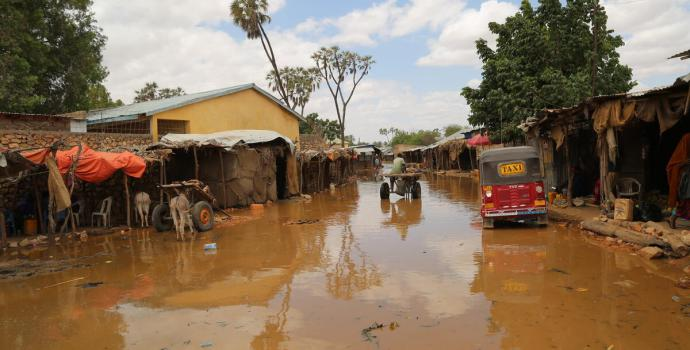 Tens of thousands forced out of school by floods in Sub-Saharan Africa