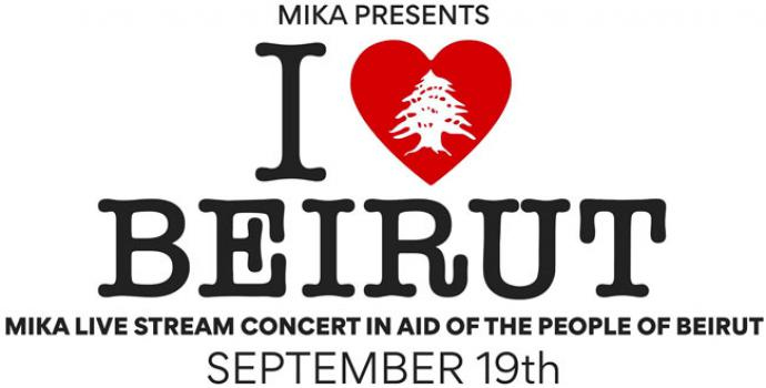Mika 'I ❤️ Beirut' concert raises over €1m for people of Lebanon