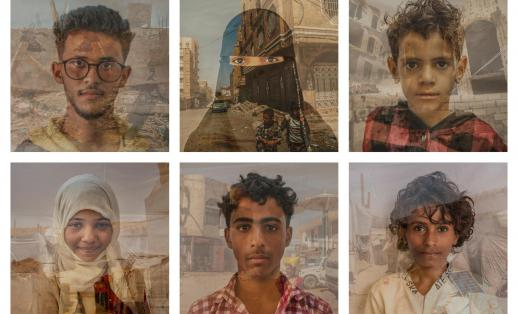 Yemen: Six years of war, six stories of children