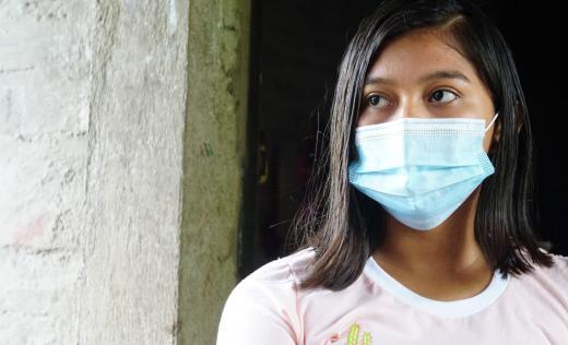 Dayana, 15, El Salvador