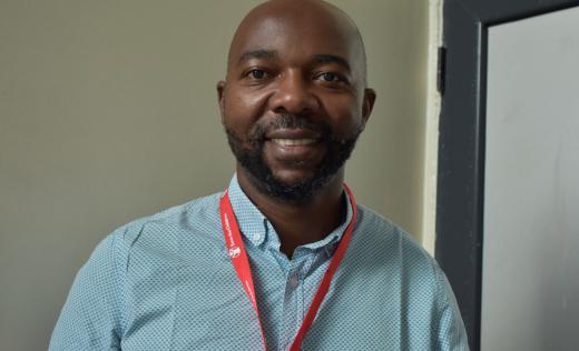 Jimmy Tuhaise, Head of Humanitarian response South Sudan