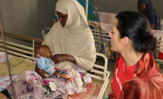 Inger in Ethiopia