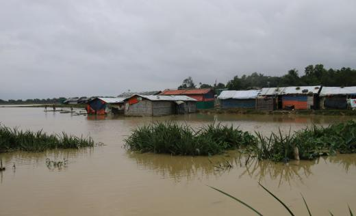 Floods in Bangladesh in 2019