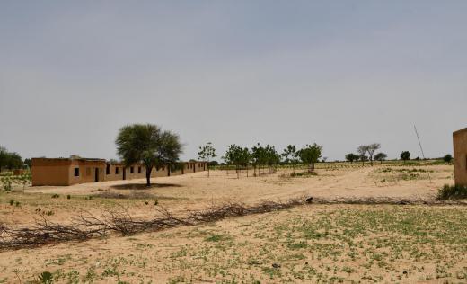 School, Maradi, Niger