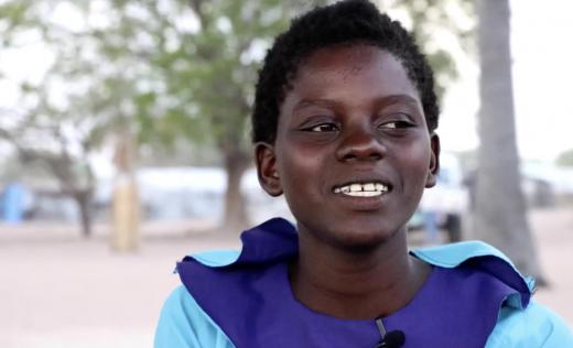 Karina from South Sudan