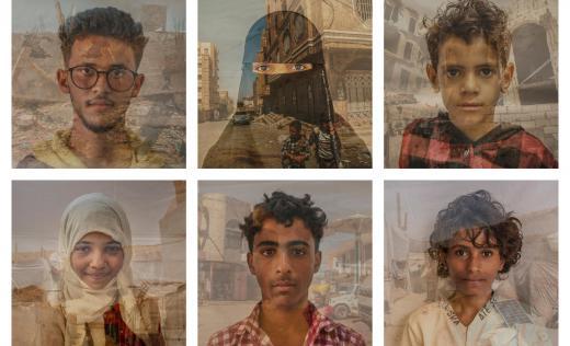 Yemen: Six years of war, six stories of children