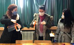 Through fast reaction of actors of the ENABLE BiH project, in primary and high schools and faculties in Bosnia and Herzegovina (BiH), protective gear to fight COVID-19 is being produced on daily basis.