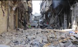 Marat al Numan, Idlib Syria December 2019
