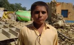 An Interview with Ali, 10, on the floods in Sindh, south-east Pakistan