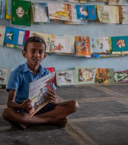 How can reading by age 10 fix the learning crisis?