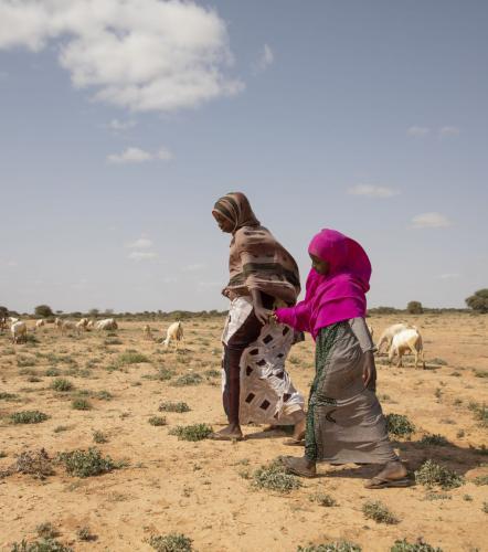 COVID-19 SCHOOL CLOSURES PUT SOMALI CHILDREN AT RISK