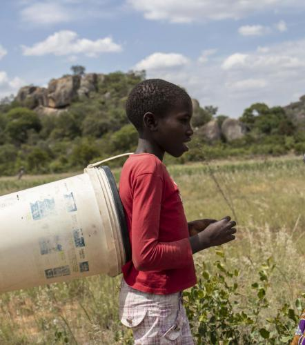 Poorest Children Paying the Price of the Climate Crisis