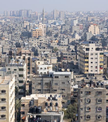 """""""We are not ready in Gaza to face coronavirus"""": Jana's* story"""