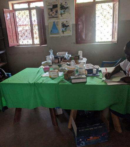 Keeping mothers safe during coronavirus in South Sudan