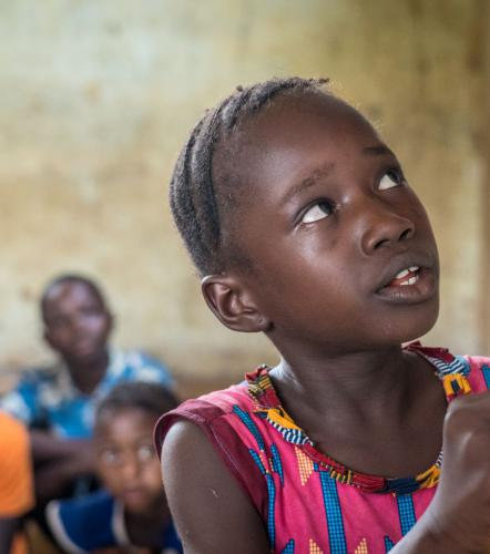 Uncertain Futures for Children in West and Central Africa