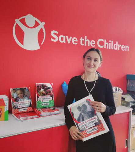 A Day in the Life of Ayse, Education in Emergencies Manager, Colombia