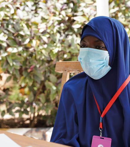 Hibo*, 17, Somalia