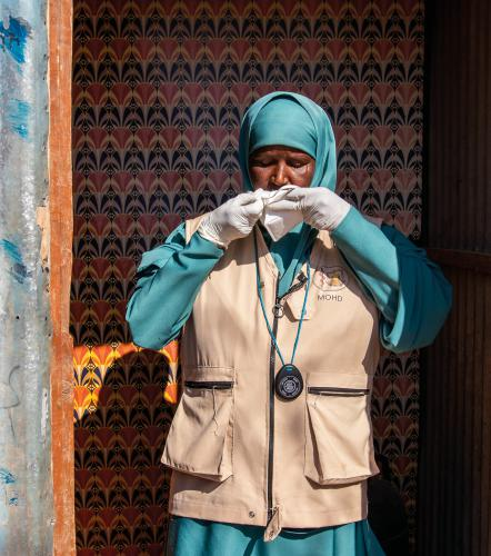 16 years of saving children's lives: A day-in-the life of one incredible health worker